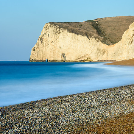 Bat's Head on Dorset's Jurassic Coast
