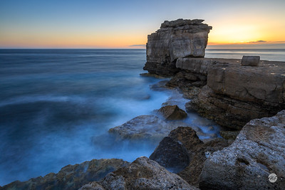 Pulpit Rocks sunset
