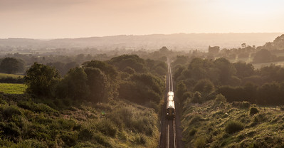 Train in the Blackmore Vale