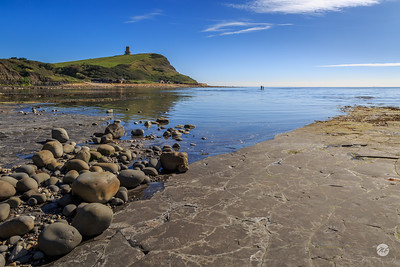 Kimmeridge Bay afternoon