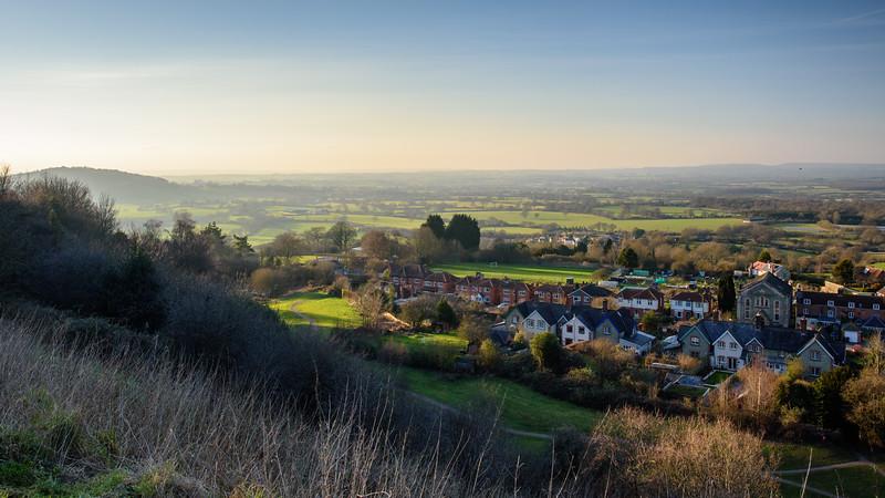 Blackmore Vale in Dorset