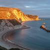 Man O'  War Bay by evening sun