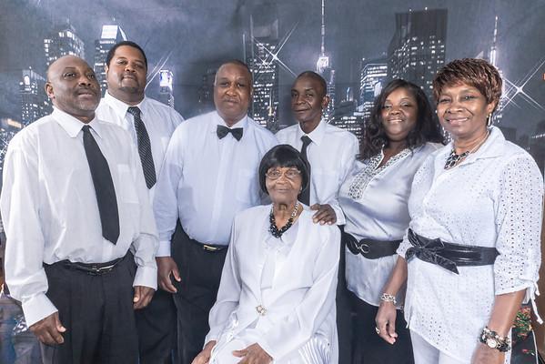 Blueford Family