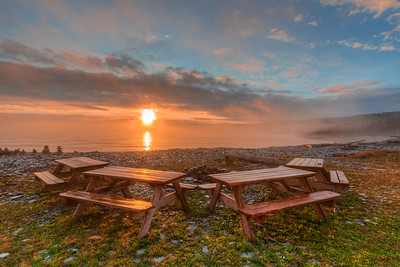 Anticosti_chaises et tables