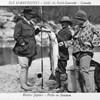 Carte postale-pêche saumon-rivière Jupiter