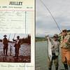 Extrait du journal de Martin Zédé-scène de pêche-Rivière Jupiter