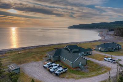 Auberge McDonald, Sepaq Anticosti
