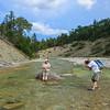 Photo excursion in the Patate river, anticosti island