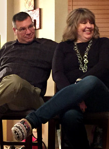 Frank and Amy - Mom's 80th Birthday Celebration on January 28, 2017