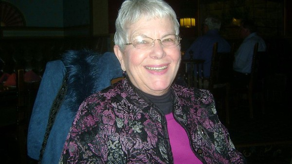 75th Birthday dinner at Carrie Cerino's - January 2012
