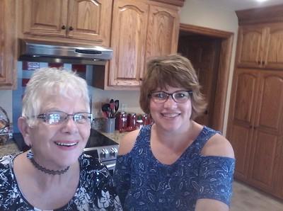 Visiting in Wapakoneta, OH - August 26, 2017