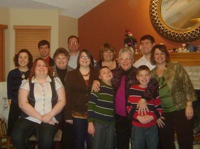 75th Birthday Celebration for Mom - January 2012