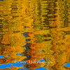 Autumn Abstract Ripples