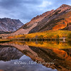 North Lake Mirror image, Bishop, California