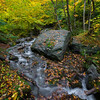 Smugglers Notch Waterfall