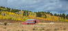 Red Barn near Henrys Lake