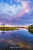 Miccosukee Sunset Everglades National Park
