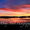 Million Dollar Sunset, Lake Tahoe, Nevada