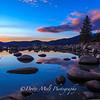 Superbowl Sunset Reflections