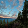 Marshmallow Creme Clouds, Lake Tahoe, NV