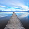 Short Walk on a Long Pier