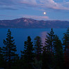 Moonrise Lake Tahoe