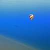 Ballooning over South Shore, Lake Tahoe