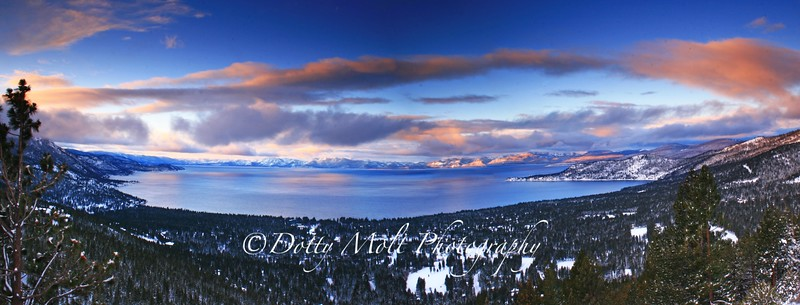 Winter Wonderland 2 Lake Tahoe
