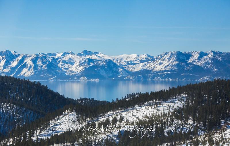 Glenbrook Bay Lake Tahoe, Ca