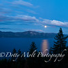 Moonrise, Lake Tahoe, NV