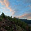 Marshmallow Creme Clouds, North, Lake Tahoe, NV