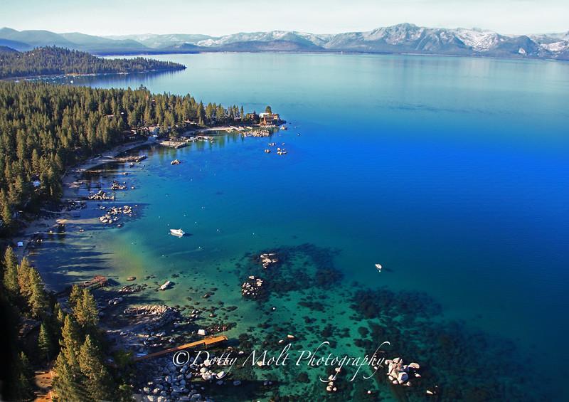 Glenbrook Bay, Lake Tahoe, CA