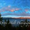 Sunset at Stateline, Lake Tahoe