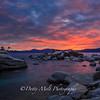 Bonsai Sunset, Lake Tahoe, NV