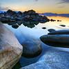 Floating Rocks, Lake Tahoe, NV