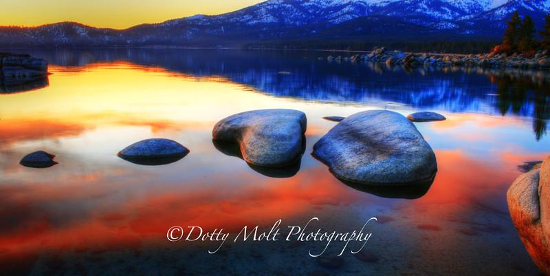 Heart Rock Tahoe