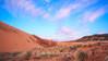 Coral Pink Sand Dunes Sunrise
