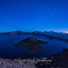 Crater Lake National Park Shooting Star
