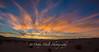 Setting Sun, Mesquite Dunes, Death Valley
