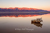 Silver Morning Light, Death Valley