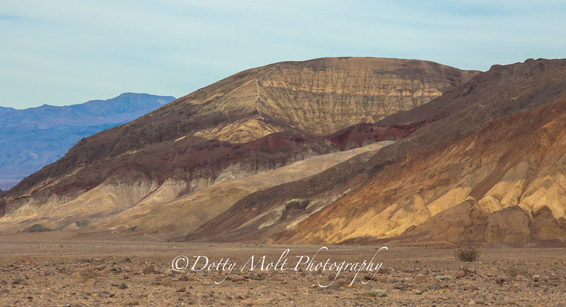 Sedimentary Rocks, Death Valley