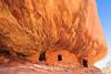 Cedar Mesa House on Fire Canyonlands NP