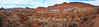 Paria Canyon Panoramic, Vermillion Cliffs National Monument