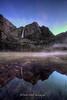 Yosemite Early Morning fog