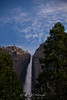 Yosemite Veil over Bridalveil Falls