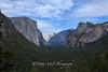 Yosemite, Tunnel View