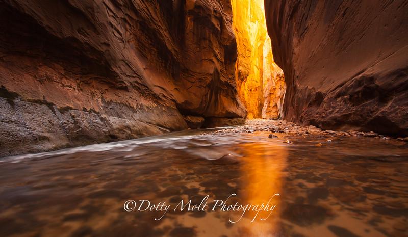 Pillar of Light, Zion NP