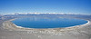 Mono Lake Panoramic from a Heli