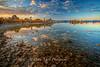 Mono Lake Tufas at Sunset