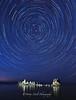 Centrifugal  Mono Lake Star Trails